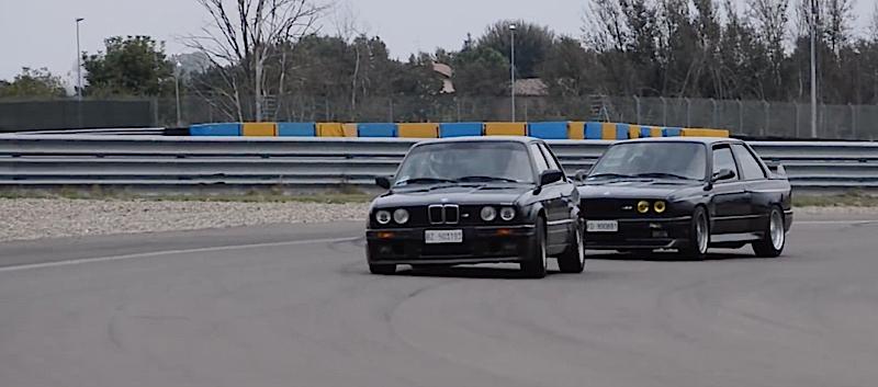 DLEDMV - BMW M3 E30 Modène - 03