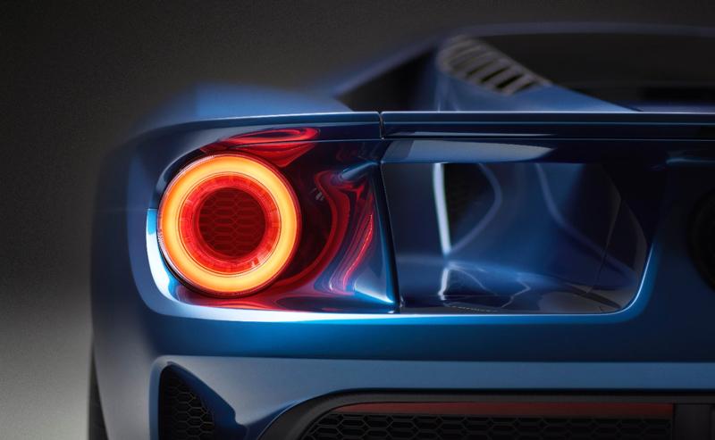 DLEDMV - Ford GT 2016 Test Daytona - 05