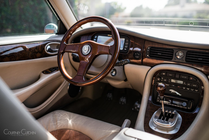 DLEDMV - Jaguar XJ swap LS3 custom - 15
