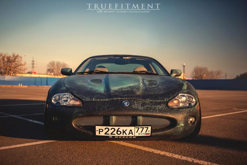 DLEDMV - Jaguar XKR Stanced Airride - 09