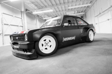DLEDMV - Ken BLock Ford Escort Rocket Bunny - 01