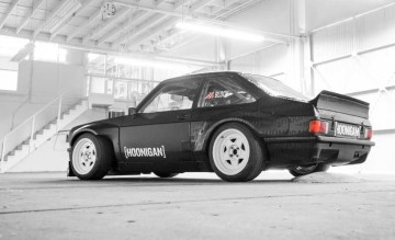 DLEDMV - Ken BLock Ford Escort Rocket Bunny - 02