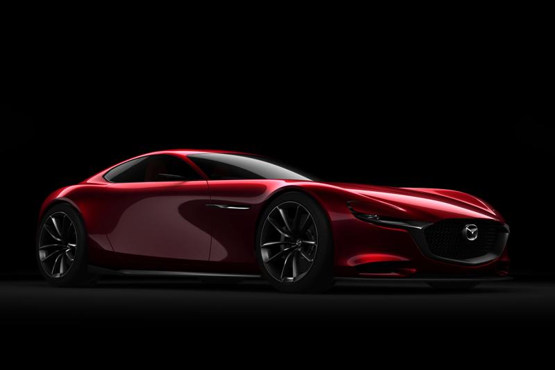 DLEDMV - Mazda RX-Vision Tokyo#15 - 05
