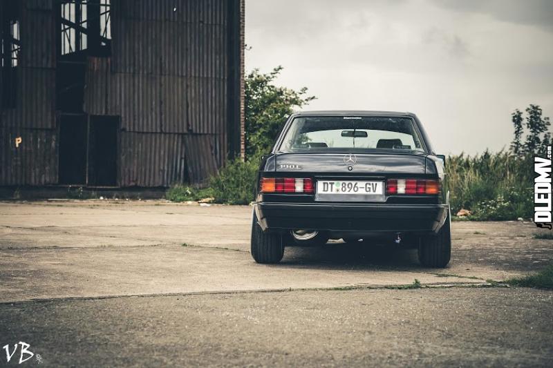 DLEDMV - Mercedes 190 Maxime - 04