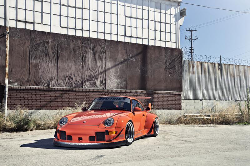 DLEDMV - Porsche 993 C2 RWB Darren Yoo - 02