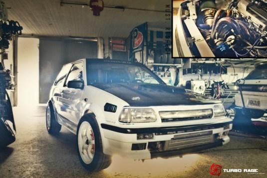DLEDMV - Toyota Starlet 3SGTE 427hp - 12