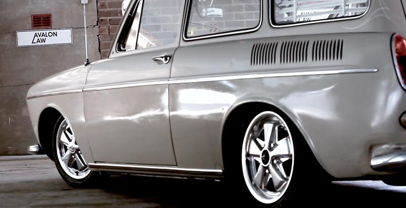 DLEDMV - VW T3 Squareback - 01