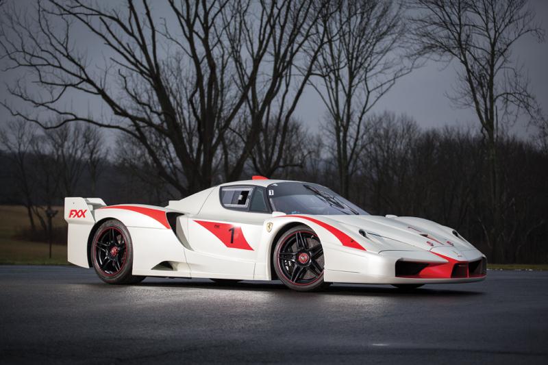 DLEDMV - Ferrari FXX Evoluzione Monza - 02