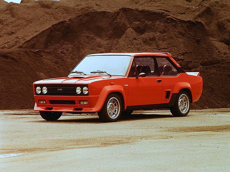 DLEDMV - Fiat 131 Abarth Stradale - 09