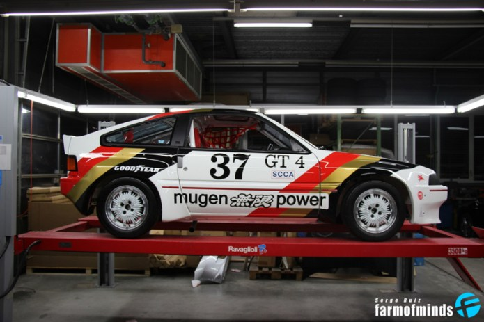 DLEDMV - Honda Mugen Legends TwinRing Motegi - 15