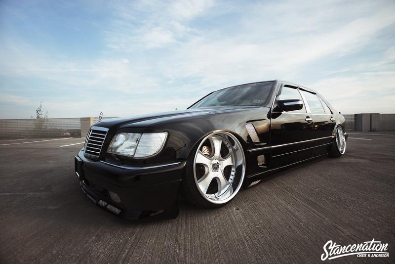 DLEDMV - Mercedes S500 W140 VIP de bel air - 04