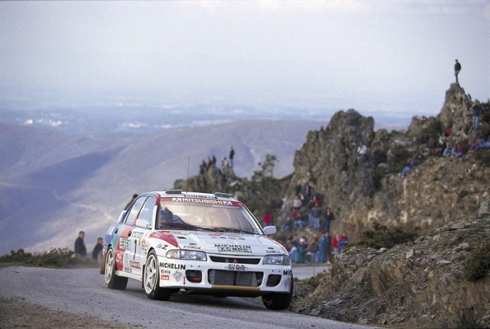 DLEDMV - Mitsubishi Lancer Evo Rally Tribute - 01