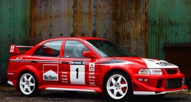 DLEDMV - Mitsubishi Lancer Evo Rally Tribute - 04