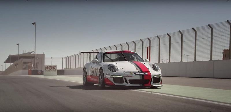 zzz M. Webber - 911 GT3 Cup 03