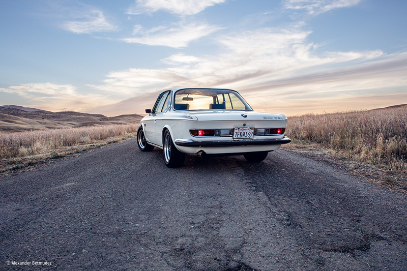DLEDMV - BMW 3.0 CS Restomod - 03