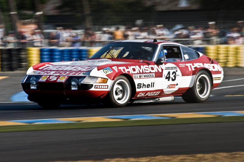 DLEDMV - Ferrari 265 GTB-4 Race - 04