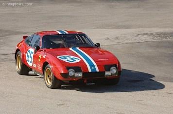 DLEDMV - Ferrari 265 GTB-4 Race - 06