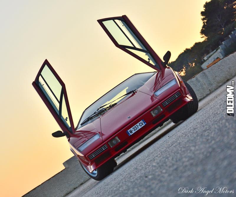 DLEDMV - Lamborghini Countach DAM - 08