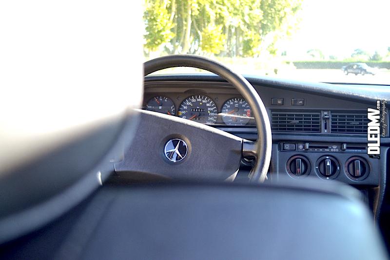 DLEDMV - Mercedes 500E & 190 2.3 16v - 10