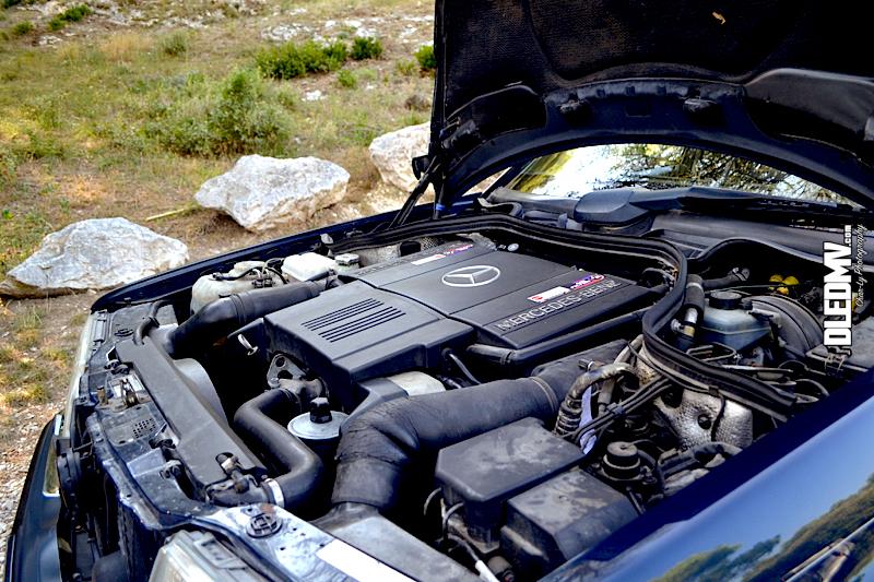 DLEDMV - Mercedes 500E & 190 2.3 16v - 19