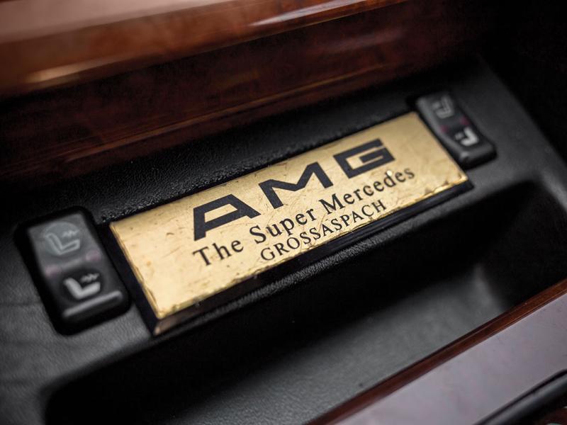 DLEDMV - Mercedes 560 SEC AMG Grey - 16
