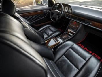 DLEDMV - Mercedes 560 SEC AMG Grey - 17