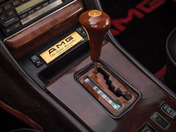 DLEDMV - Mercedes 560 SEC AMG Grey - 20