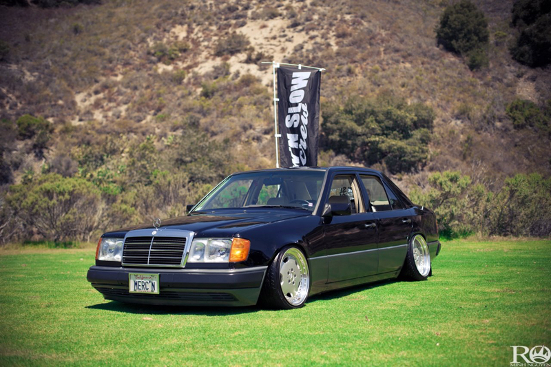 DLEDMV - Mercedes W124 300E BBS & AMG - 02