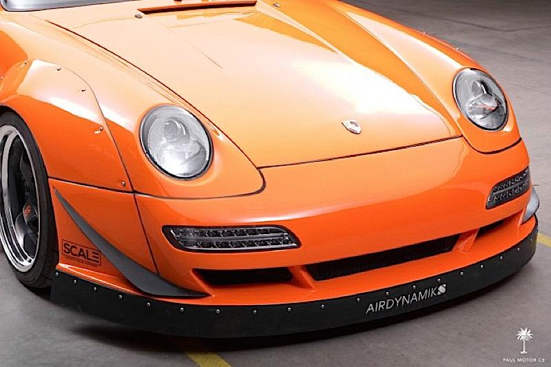 DLEDMV - Porsche 993 V8 VAD - 11