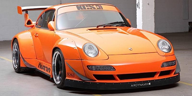 DLEDMV - Porsche 993 V8 VAD - 14