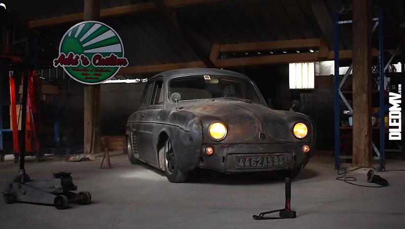 DLEDMV - Renault Dauphine by Adri's Custom - 09