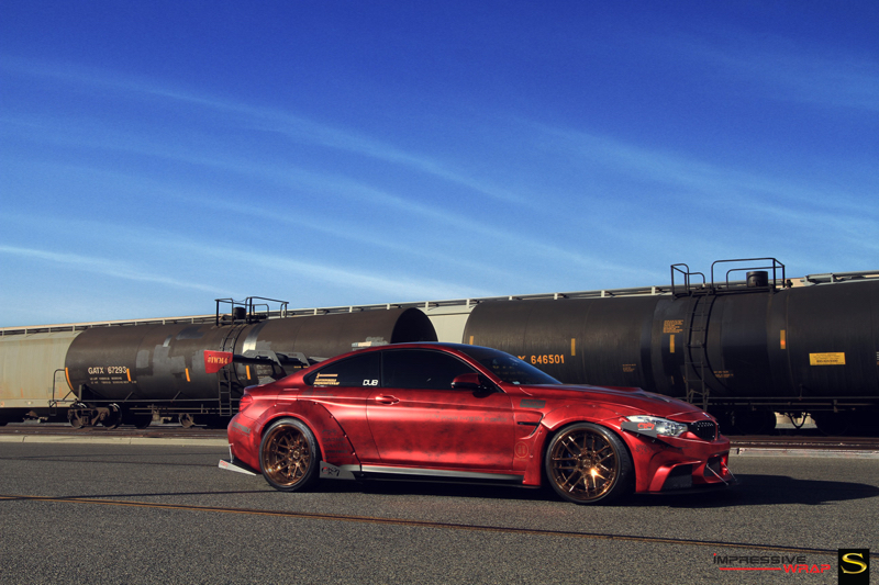 DLEDMV - BMW M4 Liberty Walk Savini - 05