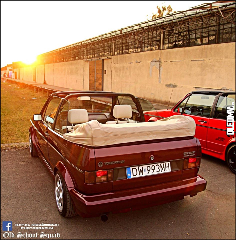 DLEDMV - Duo VW Golf 1 Cab - 12
