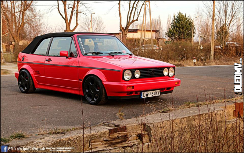 DLEDMV - Duo VW Golf 1 Cab - 23
