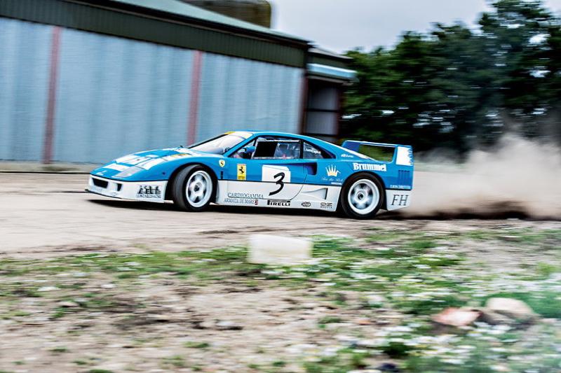 DLEDMV - Ferrari F40 GT TTR - 02