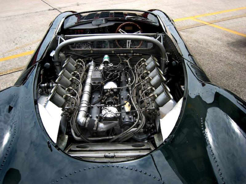 DLEDMV - Jaguar XJ13 road trip - 07