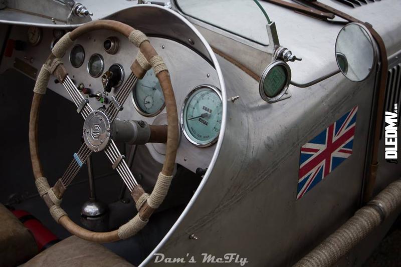 MG TC Type Q : Le charme des classiques ! 5