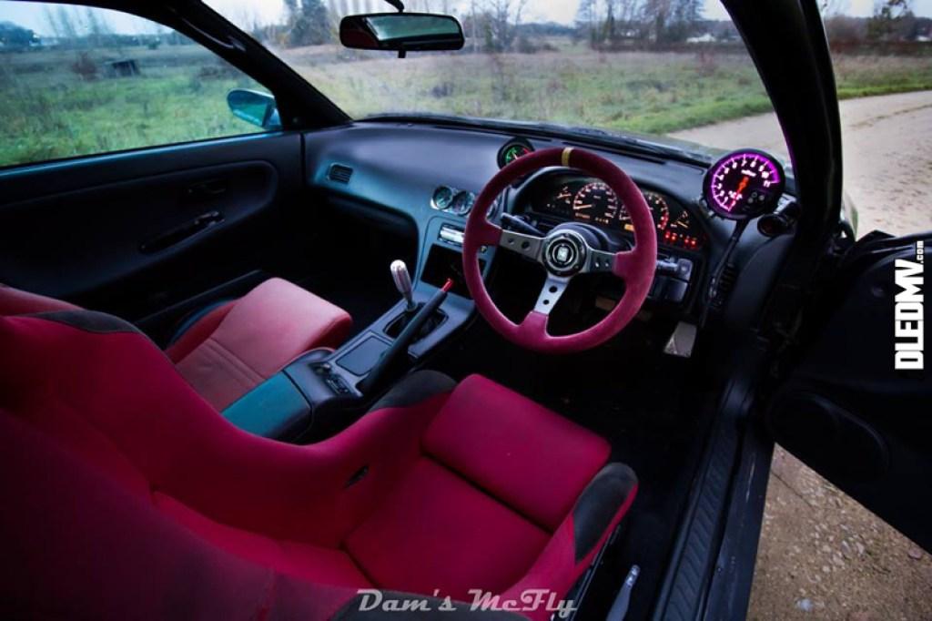 DLEDMV - Nissan Sileighty Cedric Dam's - 03