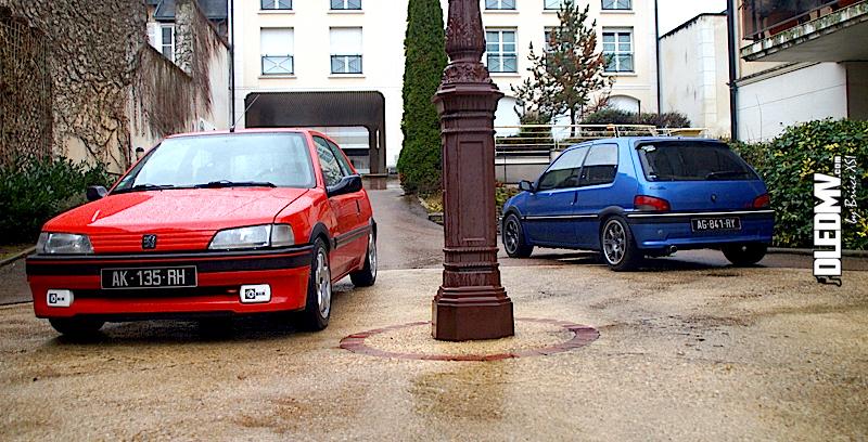 DLEDMV - Peugeot 106 XSI Brice&Lilian - 03