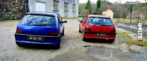 DLEDMV - Peugeot 106 XSI Brice&Lilian - 18