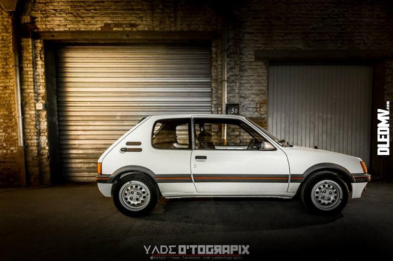 DLEDMV - Peugeot 205 Rallye Yade - 01