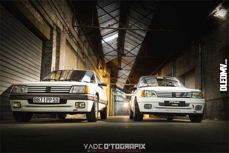 DLEDMV - Peugeot 205 Rallye Yade - 03