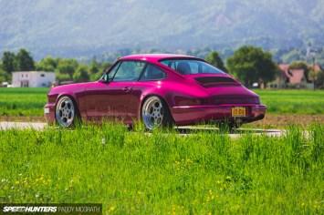 DLEDMV - Porsche 964 fushia milestone71 - 15