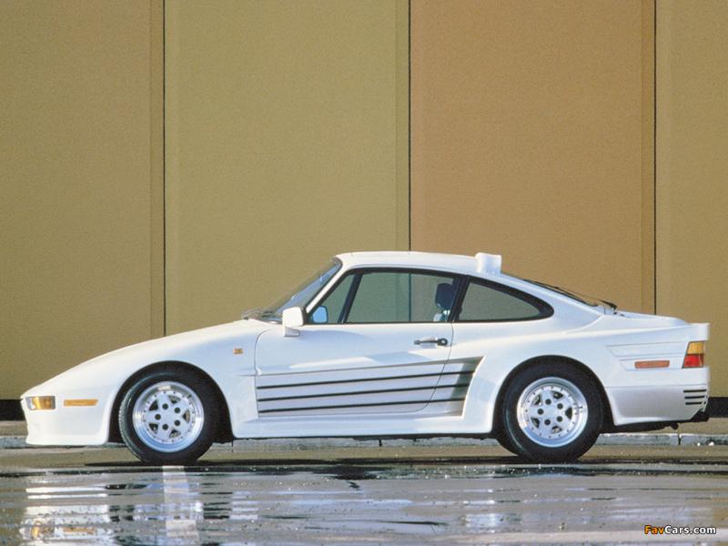 DLEDMV - Rinspeed Porsche 930 Testarossa - 09