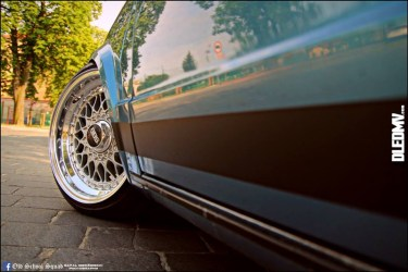 DLEDMV - VW Golf 1 blue full BBS - 10