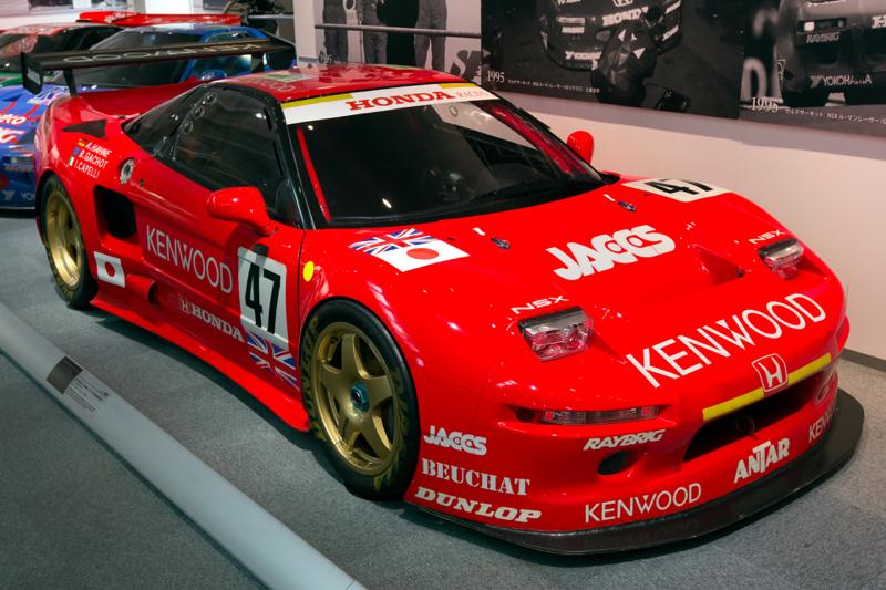DLEDMV - Honda NSX LMGT1 - 02