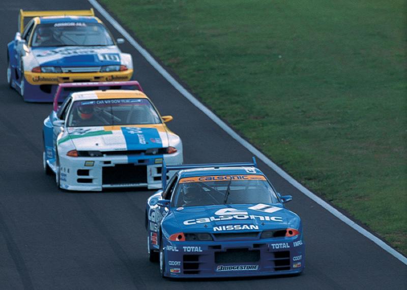 DLEDMV - JGTC Super GT The best - 02