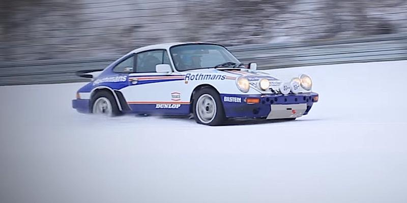 DLEDMV - Porsche 911 SC RS Nurb Neige - 01