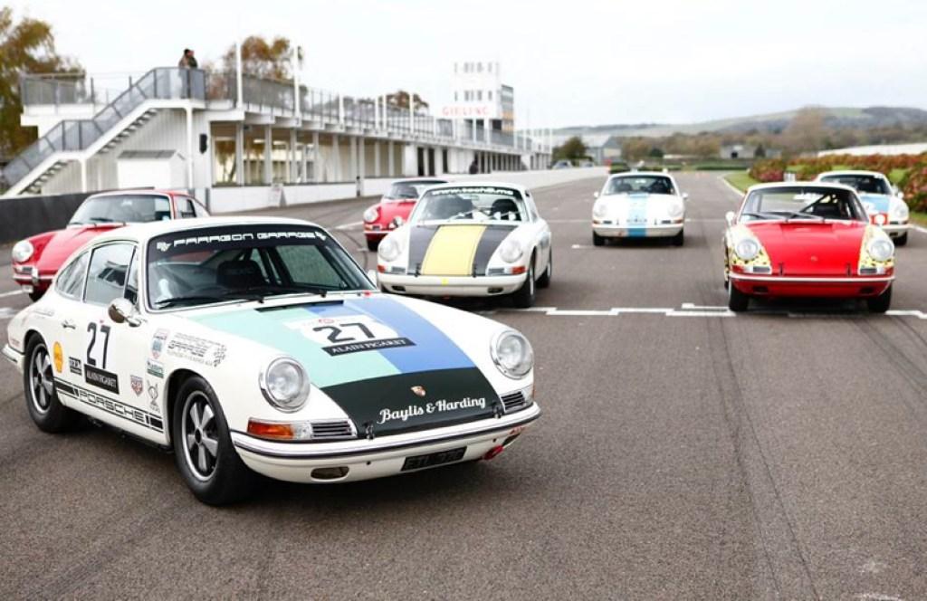 DLEDMV - Porsche 911 Slide & Drift goodwood - 04