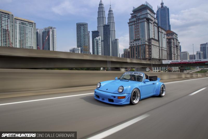 DLEDMV - Porsche 964 Cab RWB KL - 10